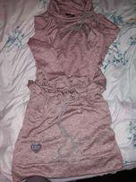 Платье ооочень классное,розовое