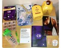 Forever living c9 Weight management pack 0