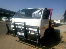 Isuzu drop side 4 ton