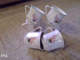 Чашечки блюдца + подставка в подарок Все за 150 грн