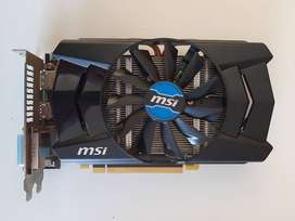 MSI R7 260x 2GB Graphics Card for SALE!