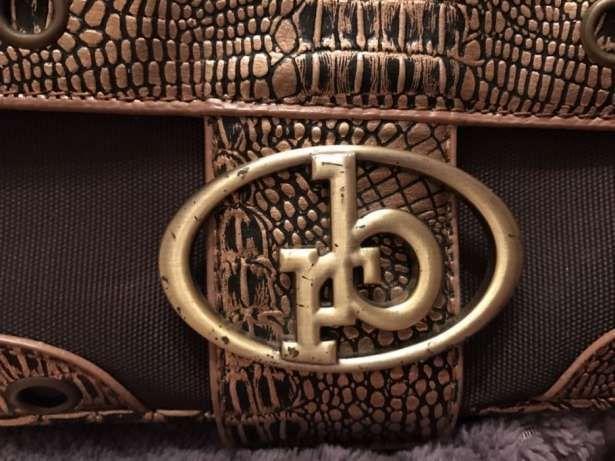 Продам сумку roccobarocco, оригинал! Покупалась в Италии! Одесса - изображение 2