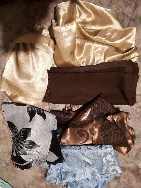 Ткань, остатки ткани