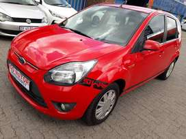 2012 Ford Figo 1.4Trend 79000km R70000 Mechanically perfect with dual