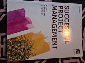 2nd hand Successful Project Management study book