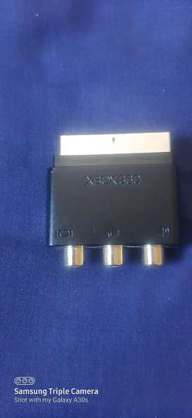Good as new Original Xbox 360 Adapter/Converter for sale