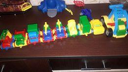 "Машинки Wader - ""Kid cars"" одним лотом"