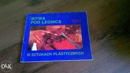 Bitwa pod Legnicą 1241 w sztukach plastycznych