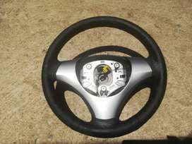 Bmw E87 steering wheel without airbag