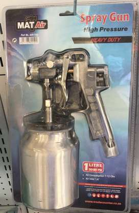 Spray Gun High Press Matair