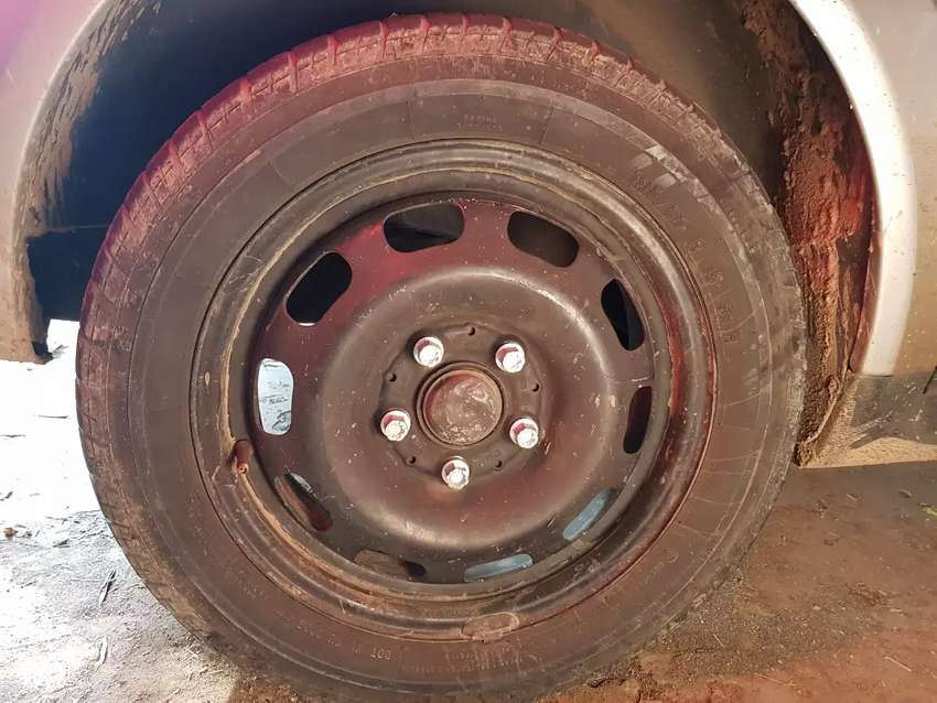 A160 Spare wheel wanted 0