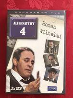 """Alternatywy 4"" dvd komplet"