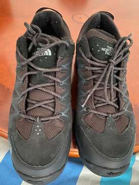 Hiking shoes; The North Face