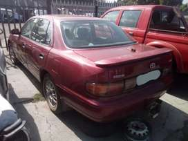 2000 Toyota Corolla Camry Stripping For Spares