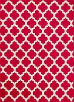 Dywan koniczyna marokańska, mix rozmiarów i kolorów, modny, tani HIT