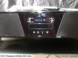 Imported Entertainment Stand with Sound System