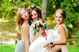 Съемка красивого свадебного видео и фото