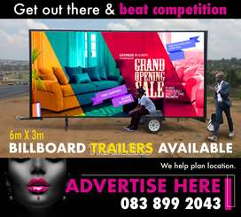 Billboard Advertising Trailers