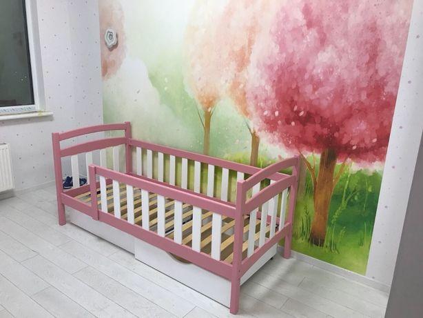 Детская кровать Карина из ольхи. Доставка Новая Почта 230грн. Без п/о. Черкассы - изображение 2