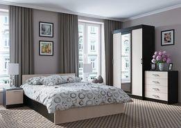 Спальный гарнитур - 12000р.