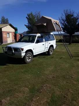 1998 mitsubishi pajero, great condition, lots of extras