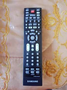 Samsung Remote for Home Theater Systems