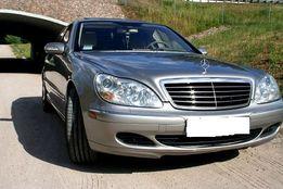 Разборка Мерседес 220 (Авторазборка Mercedes S W220)