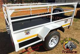 New 2 meter by 1 meter Utility Trailer - October Special!!