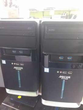Core i5 6th gen Mecer towers