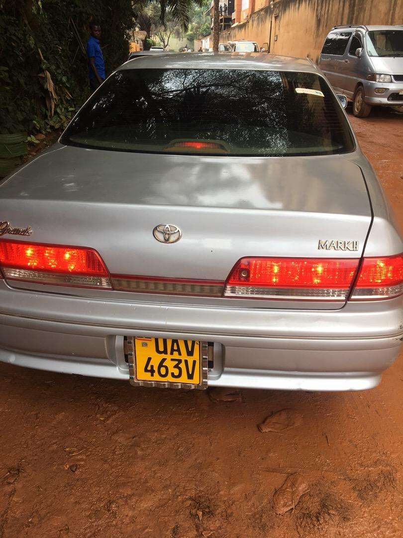 Toyota mark11 0