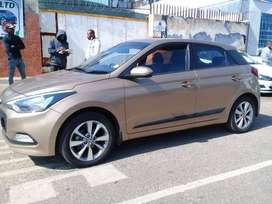 Pre-owned 2016 Hyundai i20 1.4 Fluid Automatic is in Good Condition, (