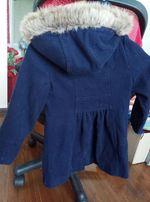 Фирменное демисезонное кашемировое пальто George