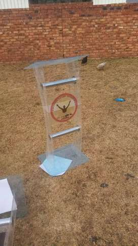 Affordable Acrylic Lecterns, Pulpits And Podiums