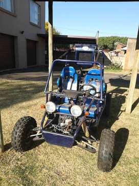 Dune Buggy / Pipe car
