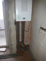сантехнічні роботи та монтаж опалення, каналізації