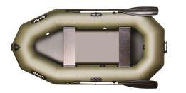 B-240C Надувная лодка Bark двухместная, гребная