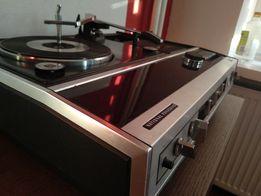 Gramofon Radio National Panasonic SG-990L + kolumny   Retro   Vintage