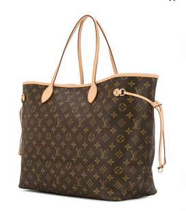 Louis Vuitton never full bag for sale