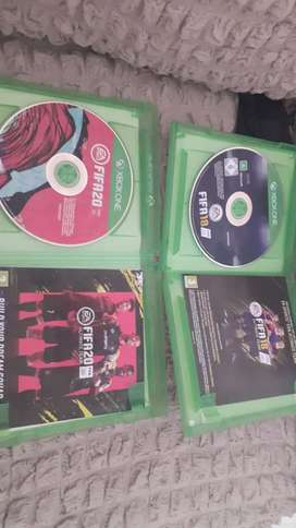 Fifa 20 for sale xbox one