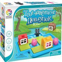 Три поросенка Smart Games - Развивающая детская головоломка