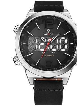 WEIDE ANALOGUE WITH LED DISPLAY!