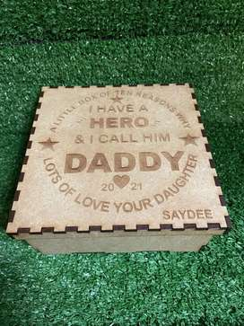 Father's day gift boxes