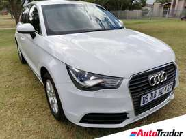 Audi A1 Sportback 1.2TFSI Attraction