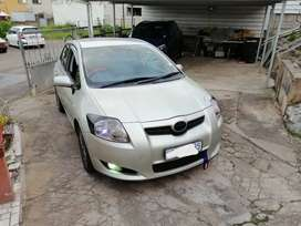 Toyota auris 1.6rs