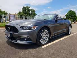 2016 Ford Mustang 2.3 Convertible Auto