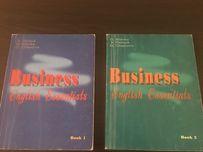 Учебники Business English Essentials (1,2)