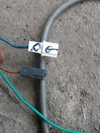 Сетевой кабель для стиральной машины LG