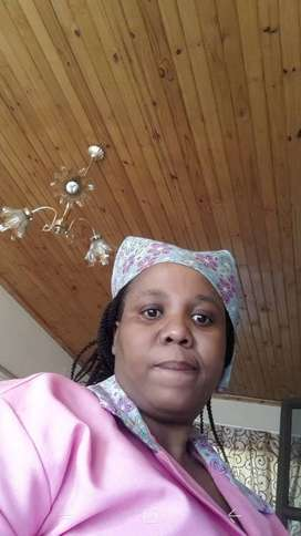 Experienced Lesotho chef,maid,nanny,cleaner needs strictly stay in job