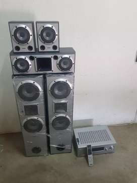 Sony Speaker and Audi / Video System