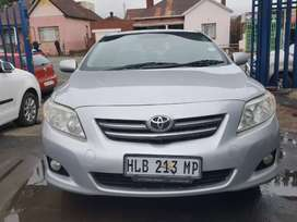 2008 Toyota Corolla professional 1.8 comfortline with leather seats